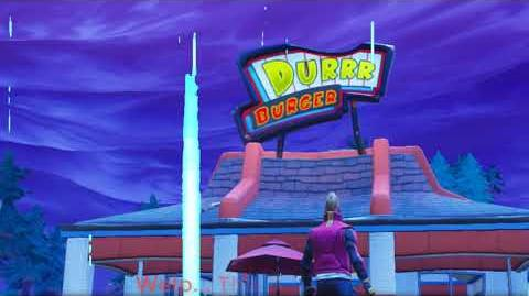 Fortnite's at Durr Burger's (A fan trailer for FNaF Fanon Wiki)