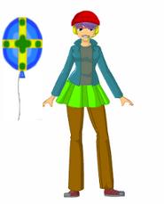 Balloon Lass