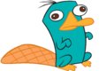Perry the Platypus