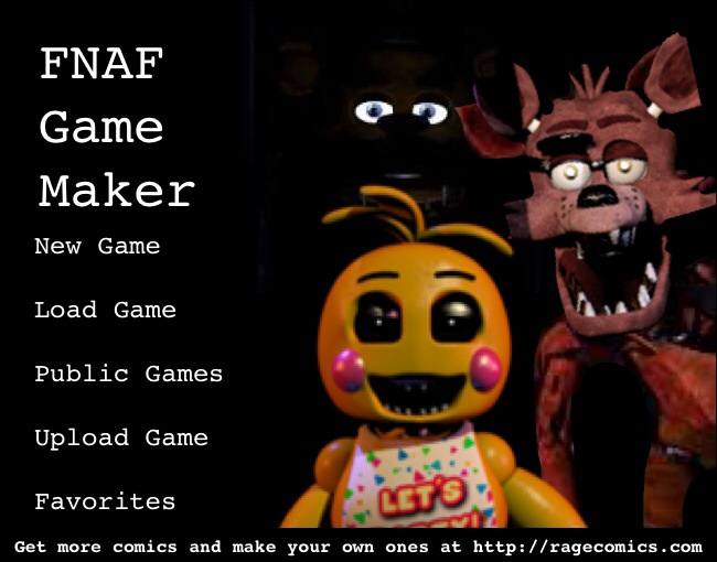 image fnaf game maker jpg five nights at freddy s fanon wiki