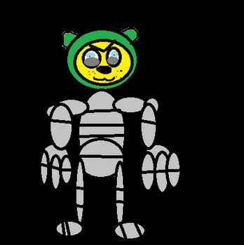 Commander Freddy