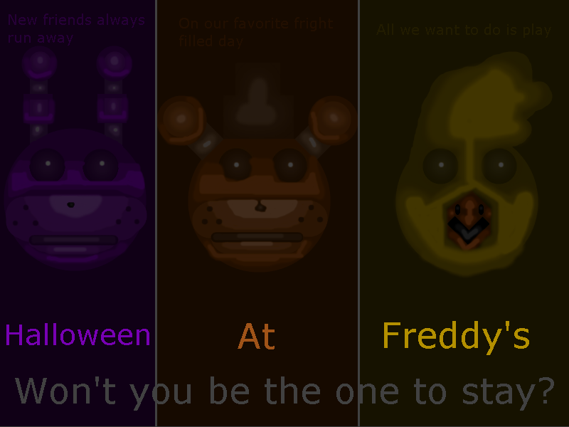 Image - Halloween At freddy's.png | Five Nights at Freddy's Fanon ...