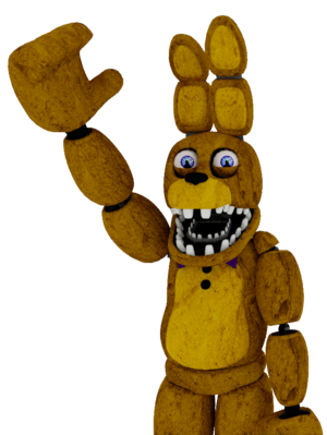 Five Nights at Freddy's: Fredbear Rebooted | Five Nights at
