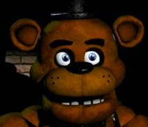 Freddy Fazbear-1