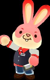 Arcade Bunny