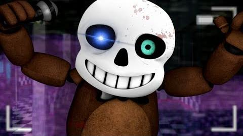 FNAF x UNDERTALE Five Nights at Undertales