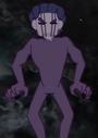Hombre con energía negativa (Sh-w)