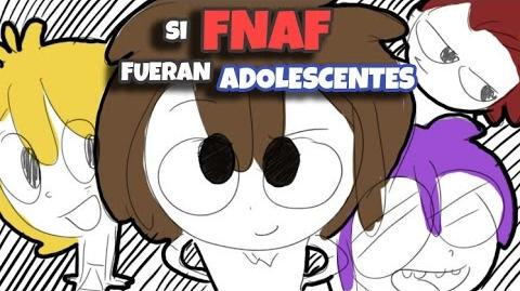 SI FIVE NIGHTS AT FREDDY'S FUERAN ADOLESCENTES