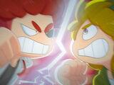 Batalla Fox vs Spring El Show
