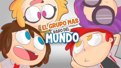 EL GRUPO MAS RARO DEL MUNDO -4 - SERIE ANIMADA - -FNAFHS