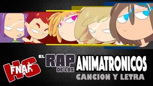 Rap Animatronicos