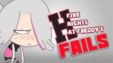 LOS FAILS DE -FNAFHS - Serie Animada