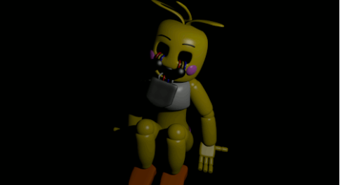 Toy Chica | Five nights at freddy's : Offline (Fan-made game) Wiki