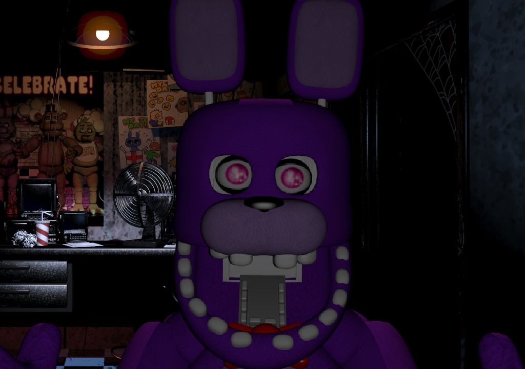 Jumpscares | Five nights at freddy's : Offline (Fan-made