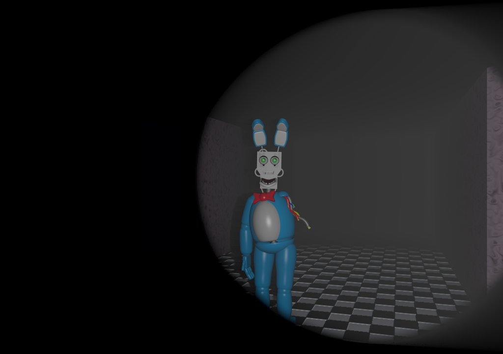 West hall | Five nights at freddy's : Offline (Fan-made game) Wiki