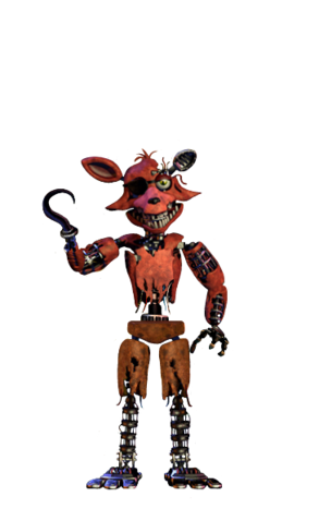 File:Withered Foxy full body thank you image.png