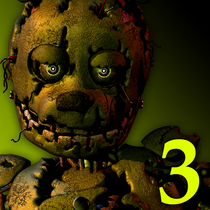 FNaF3 Steam reenlight Icon