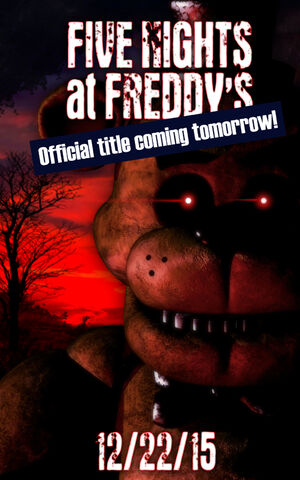 File:FNaF TheNovel offical title coming tommorow.jpg