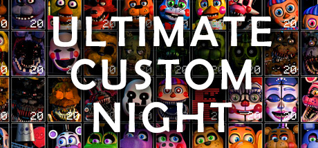 Ultimate Custom Night энциклопедия Five Nights At Freddy S