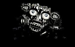Transparent endoskeleton
