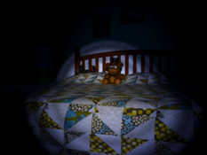 Freddle goes back to bed