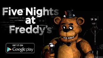 Five Nights at Freddy's Remaster - Android