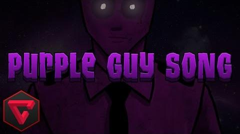 "PURPLE GUY SONG By iTownGamePlay ""La Canción del Hombre Morado"" (Five Nights at Freddy's)"