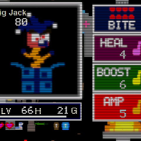 Big Jack when encountered