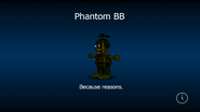 Phantom bb load