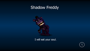 Shadow freddy load