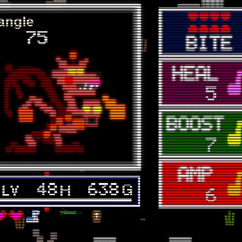 Xangle when encountered