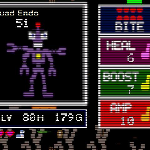 Quad Endo when encountered