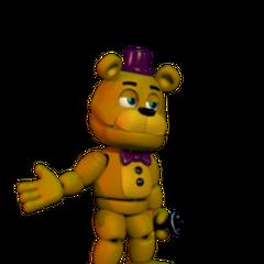 Fredbear Talks Halloween Update 3