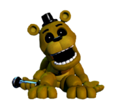 Adventure golden freddy full body by joltgametravel-d9hd4vv