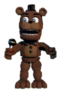 Adventure Unwithered Freddy