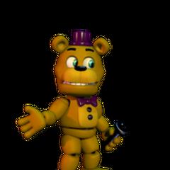 Fredbear Talks Halloween Update 2