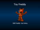 Adventure Toy Freddy