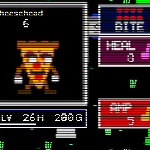 Cheesehead when encountered