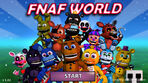 FNaF World Title Screen