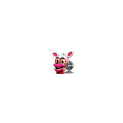 Funtime Foxy mouse curser.