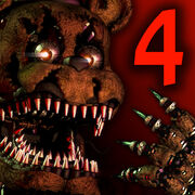 Fnaf 4 desktop icon