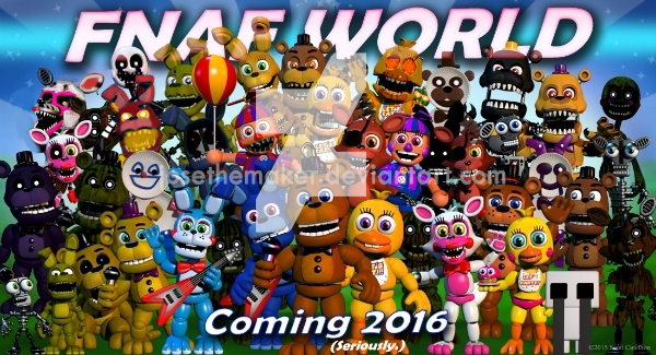 Image - Fnafworld2 by josethemaker-d9h0qwq.png | Five Nights at ...