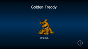 Golden freddy load