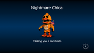 Nightmare chica load