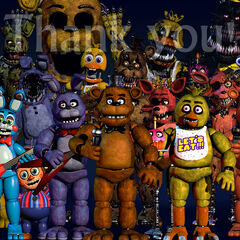 This image features the Withered Chica change.