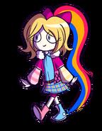 Chica s magic rainbow by kizy ko-daezp4x