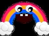 Chica's Magic Rainbow (Minigame)