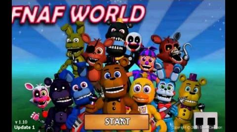 Five Nights at Freddy's World Hack(Money, Level, Upgrades, characters)