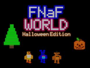 Halloween Edition | Five Nights at Freddy's World Wikia | FANDOM ...