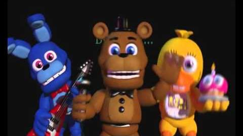 FNaF World Trailer